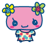 Flowertchi flowery dress
