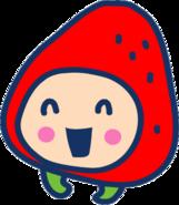 Ichigo happy
