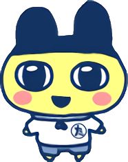Mametchi school outfit