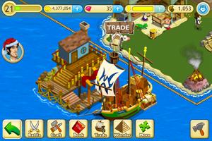 Trading Ship
