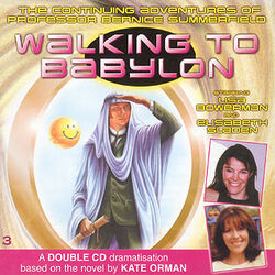 Walking to Babylon audio cover