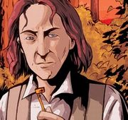 Eighth Doctor Forgotten