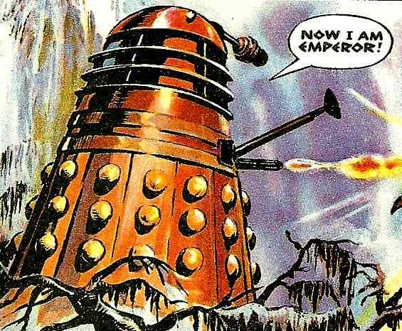 Zeg Now I Am Emperor Duel of the Daleks