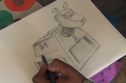 File:Clyde Langer's drawing of K9.jpg