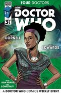 Four Doctors Issue 3 Cover 3
