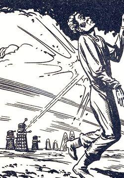 The Dalek World Manhunt