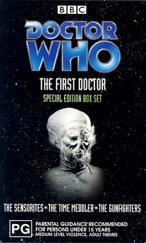 File:The First Doctor Collection.jpg