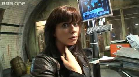 Up Close with Torchwood Eve Myles - Torchwood - BBC Two