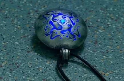 Berserker pendant