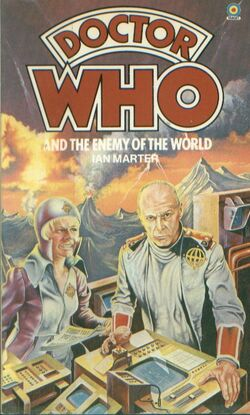 Enemy of the World novel