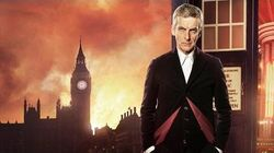 DOCTOR WHO Exclusive PETER CAPALDI on The Doctor's New Clothes - New Season SAT 8 7c BBC AMERICA