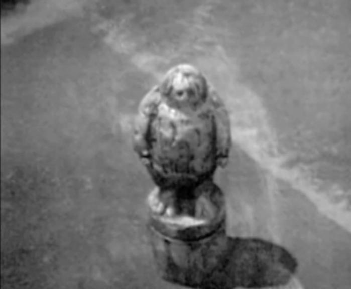 Yeti Figure