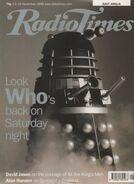 RT 1999 13 11 1999 Dalek cover
