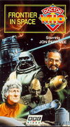 Frontier in Space VHS US cover