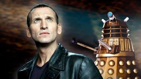 DOCTOR WHO Revisited Ninth Doctor CHRISTOPHER ECCLESTON Special on BBC AMERICA Sept 29