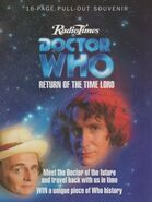 RT 25 05 1996 Return of the Time Lord 1