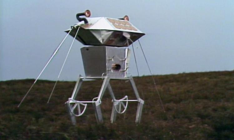Styre's robot