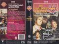 The Awakening Frontios VHS Australian folded out cover