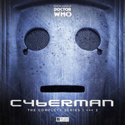 Cyberman The Complete Series