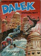 Dalek Annual 1977