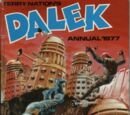 Terry Nation's Dalek Annual 1977