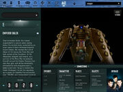 DW The Encyclopedia app emperor dalek