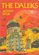 Daleks Activity Book