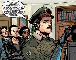 Official Secrets Brigadier 9 VCR