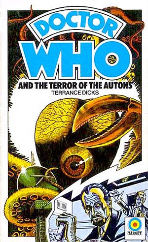 Death by plastic chair - Doctor Who - Terror of the Autons - BBC