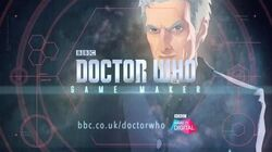 Doctor Who - Game Maker Trailer - BBC Make It Digital