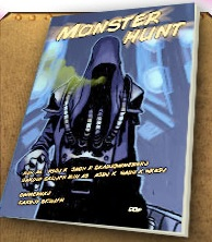 File:Monster Hunt Comic Cover.jpg