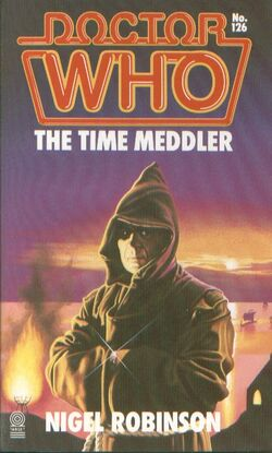 Time Meddler novel