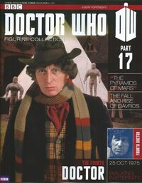 DWFC 17 Fourth Doctor