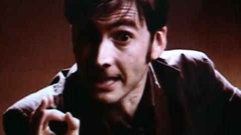 Don't Blink! - Doctor Who - Blink - Series 3 - BBC