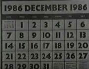 1986 December 1986
