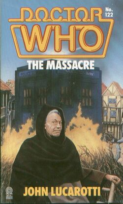 Massacre novel