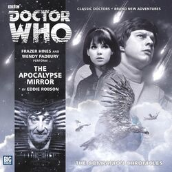 Apocalypse Mirror, The cover