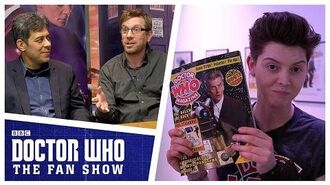 The 500th Doctor Who Magazine - Doctor Who The Fan Show