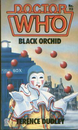 Black Orchid novel