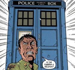 K and TARDIS