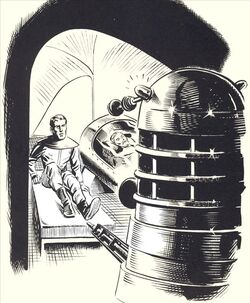 The Dalek Outer Space Book The Living Dead 2