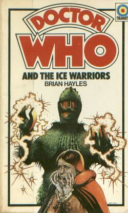 Ice Warriors novel