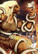 Eye of the Tyger cover illustration