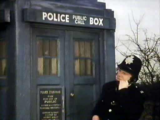 PoliceBoxLogopolis