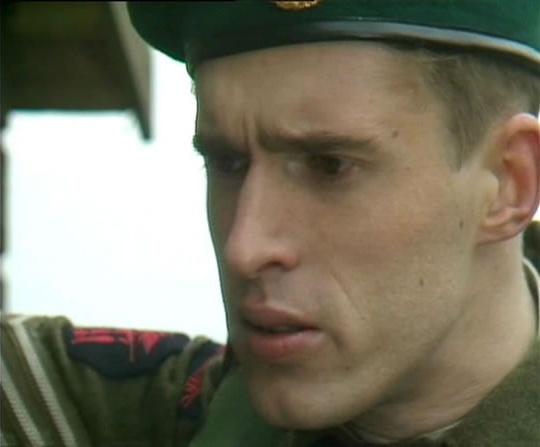 Sergeant leigh