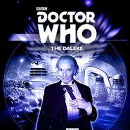 BBCstore Daleks cover