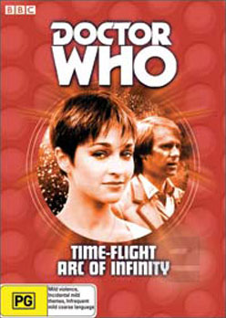 File:Time-Flight and Arc of Infinity DVD boxset Australian cover.jpg
