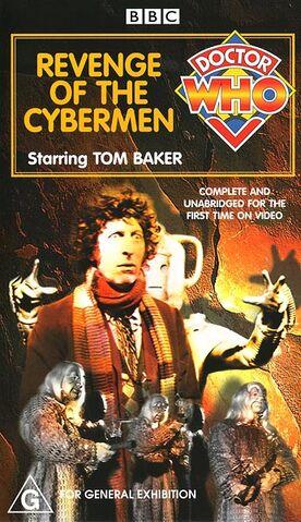 File:Revenge of the Cybermen 1999 VHS Au.jpg