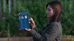 The TARDIS Shrinks - Flatline - Doctor Who - BBC