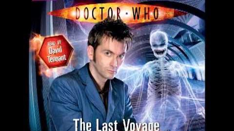 Doctor Who The Last Voyage Unabridged